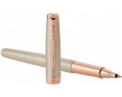 Kovové kuličkové pero Parker SONNETINO - stříbrná