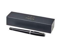 Kovové plnící pero Parker URBAN II - černá / chromovaná
