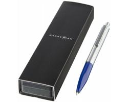 Značkové kuličkové pero Marksman DOT BALLPOINT PEN - modrá