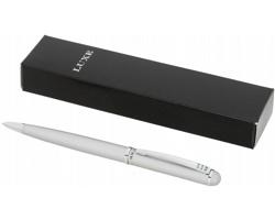 Kovové kuličkové pero HEIGHTS v dárkové kazetě - stříbrná