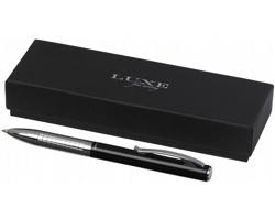 Kovové kuličkové pero Luxe SACHEM - černá