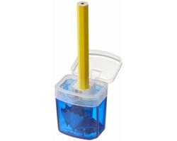 Plastové ořezávátko LULU - modrá