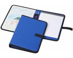 Polyesterové konferenční desky RAJAS, formát A4 - modrá