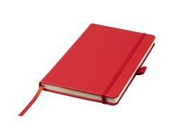 Vázaný poznámkový blok COPAL, formát A5 - červená