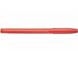 Plastové kuličkové pero HOXIE - červená