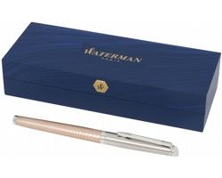 Značkové plnicí pero Waterman Hémisphere DELUXE PREMIUM v dárkové krabičce - růžová