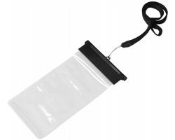 Vodotěsný obal na chytrý telefon NARCS - černá / transparentní