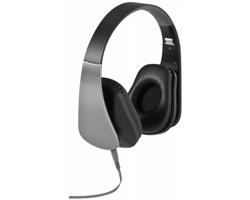 Skládací sluchátka Ifidelity MIRAGE v pouzdře - stříbrná / černá