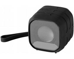 Přenosný reproduktor COBURG s bluetooth a NFC - černá