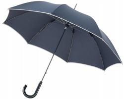 Deštník s ozdobnou rukojetí Balmain UMBRELLA 23 - námořní modrá