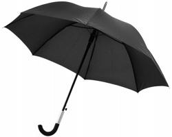 Automatický deštník Marksman ARCH s rukojetí pro zavěšení na stůl - černá