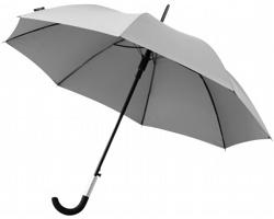 Automatický deštník Marksman ARCH s rukojetí pro zavěšení na stůl - šedá
