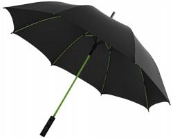 Automatický deštník GUSTS s kopím v zářivých barvách - jemně zelená / černá