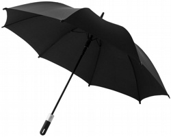 Automatický deštník Marksman TWIST s otevíráním pootočením rukojeti - černá