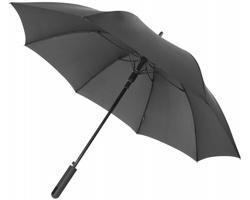 Automatický deštník Marksman MIRTH s měkkou rukojetí - černá