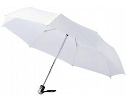Deštník s automatickým otevíráním a skládáním MIRE - bílá