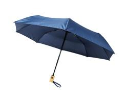 Recyklovaný skládací deštník SOFTY s automatickým otevíráním a zavíráním, 21