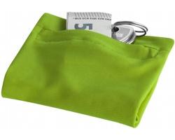 Polyesterové pouzdro na zápěstí BEND - jemně zelená