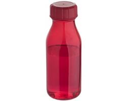 Recyklovaná sportovní láhev na pití UNIX, 590 ml - červená