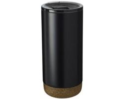 Nerezová vakuová termoska SPRAY, 500 ml - černá