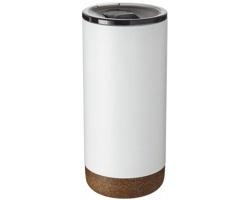 Nerezová vakuová termoska SPRAY, 500 ml - bílá