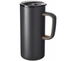 Nerezový vakuový termohrnek PION, 500 ml - šedá