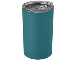 Nerezový vakuový termohrnek PLAGUIER, 330 ml - světle tyrkysová
