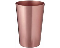 Měděný pivní pohár OLDBEER, 400 ml - purpurová