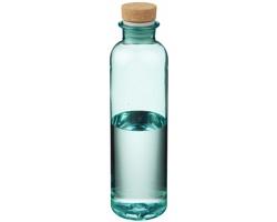 Tritanová láhev na pití DARED s korkovým uzávěrem, 650 ml - světle zelená
