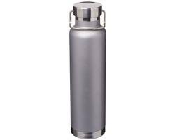 Kovová vakuová termolahev LOCUM - šedá