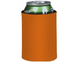 Skládací termoobal na nápoje TESTS - oranžová