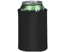 Skládací termoobal na nápoje TESTS - černá