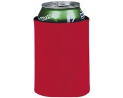 Skládací termoobal na nápoje TESTS - červená