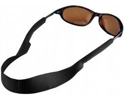 Páska na sluneční brýle CLOYS - černá