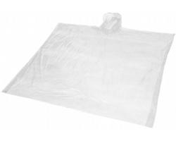 Pláštěnka s kapucí MARIACHI s pouzdrem - bílá