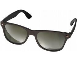 Sluneční brýle STOP s barevnými skly - černá