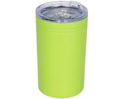 Nerezový termohrnek QUOAD s vakuovou izolací, 330 ml - jemně zelená