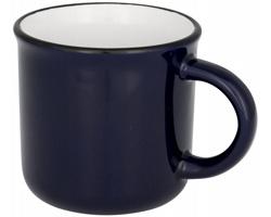 Keramický táborákový hrnek ZONK, 310 ml - modrá