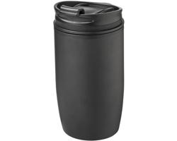 Izolovaný cestovní hrnek CORR, 330 ml - černá
