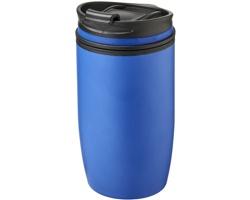 Izolovaný cestovní hrnek CORR, 330 ml - modrá