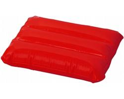 Nafukovací polštář IDES s ventilkem s pojistkou - červená