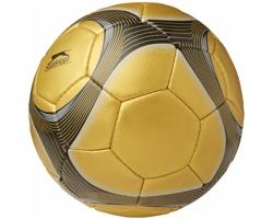 Značkový fotbalový míč Slazenger BRAYS ručně šitý - zlatá
