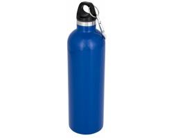Nerezová termoska CRAPS s karabinou, 530 ml - modrá