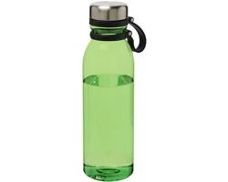 Plastová sportovní lahev CLEOID, 800 ml - jemně zelená