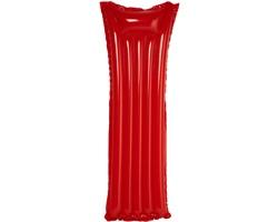 Nafukovací matrace FLUOR - červená