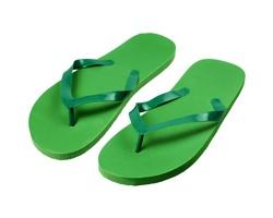 Plastové plážové žabky WHIPLASH, velikost 36-38 - zelená