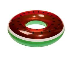 Nafukovací kruh NEWSY podoby vodního melounu