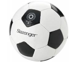 Fotbalový míč Slazenger FOOTBALL 30 PANEL s velkým prostorem pro branding - bílá / černá