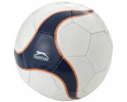 Fotbalový míč Slazenger 32 PANEL FOOTBALL - bílá / námořní modrá