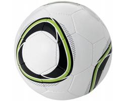 Fotbalový míč KERNS - bílá / černá